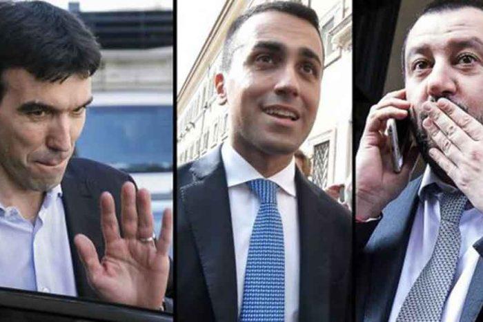 Martina: 'Di Maio e Salvini mettono a rischio gli interessi del Paese'