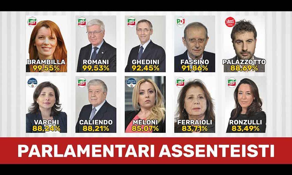 parlamentari-assenteisti