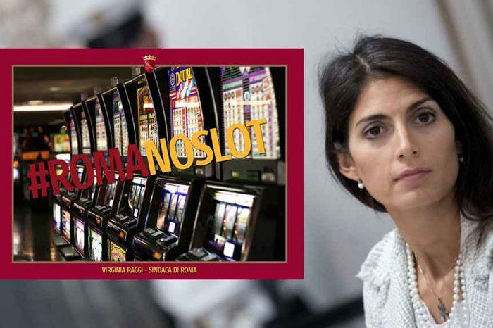 Partono i ricorsi contro l'ordinanza anti-slot a Roma. Raggi: 'Non ci fermeranno'