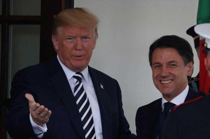 Trump: 'Conte sta facendo un lavoro fantastico'
