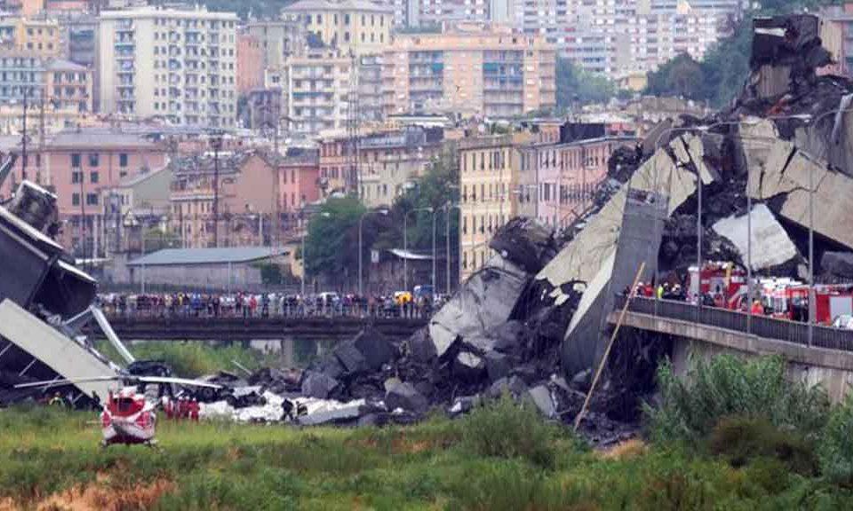 Disastro Genova: l'ironia del giornalista inglese scatena l'ira degli utenti social