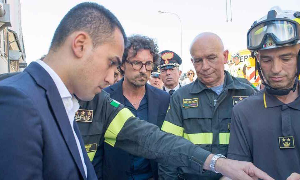 Ponte Morandi, Benetton (Autostrade) e Oliviero Toscani travolti dalle critiche sui social