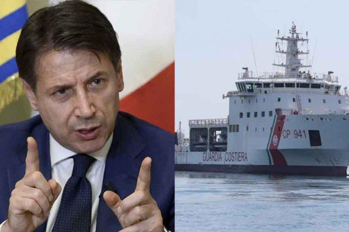 Nave Diciotti, Conte: 'Cosa aspetta l'Europa a intervenire per redistribuire i migranti?'