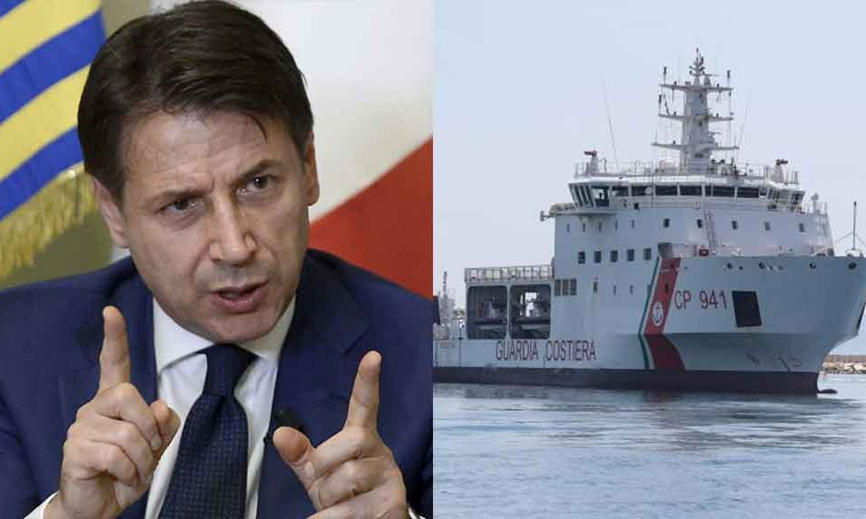 Migranti, l'appello di Conte all'Ue: