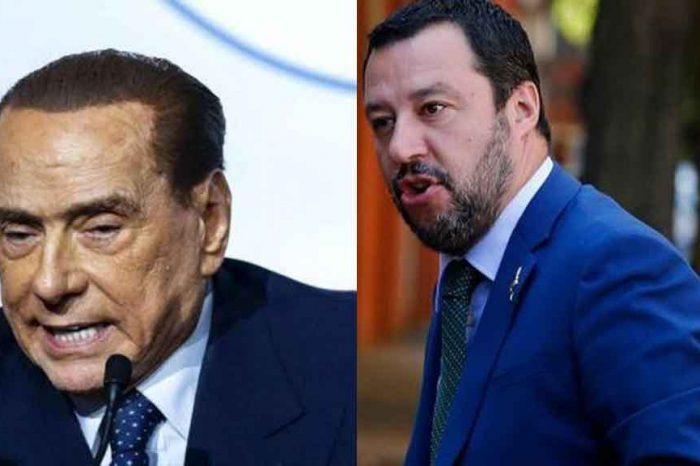 Foa, Salvini a Berlusconi: 'Se sceglie il Pd, faccia pure, ma ad ogni scelta corrispondono delle conseguenze'