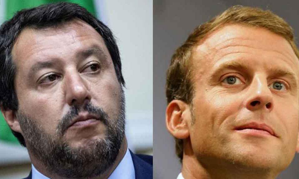 Ue: Salvini, no lezioni da Macron, smetta di destabilizzare Libia