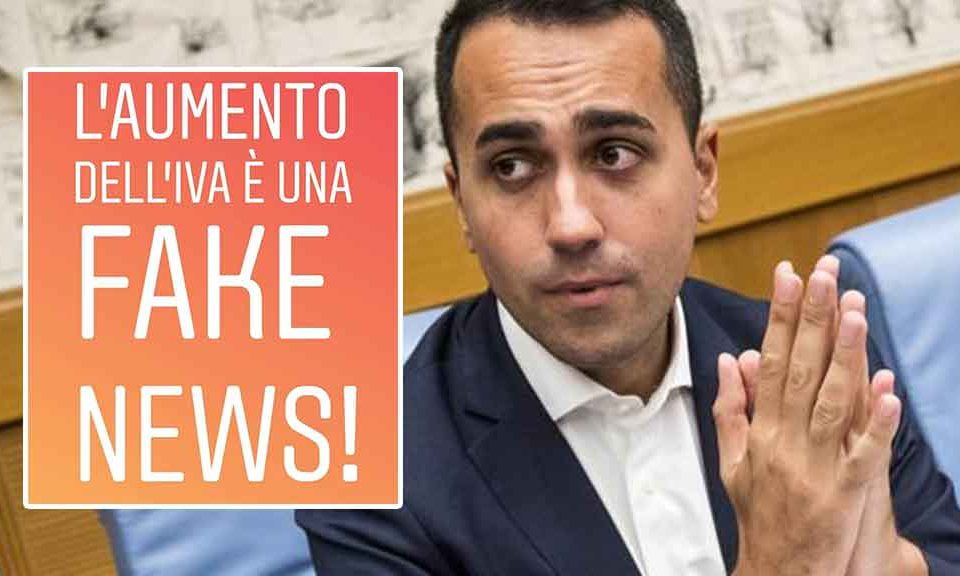 di-maio-aumento-iva-fake-news