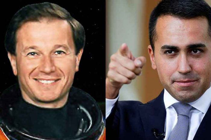 Di Maio: 'L'astronauta Maurizio Cheli nominato nel CdA dell'Agenzia Spaziale Italia'