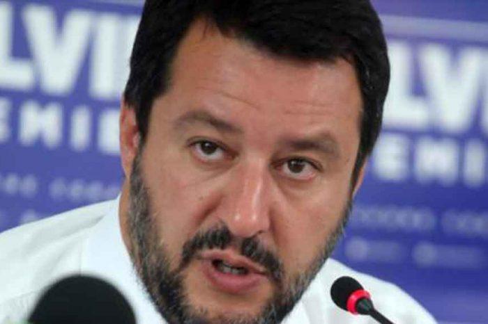 A Salvini piace la riforma della prescrizione dei 5 Stelle? Può sembrare impacciato, ma la sostiene con piena convinzione