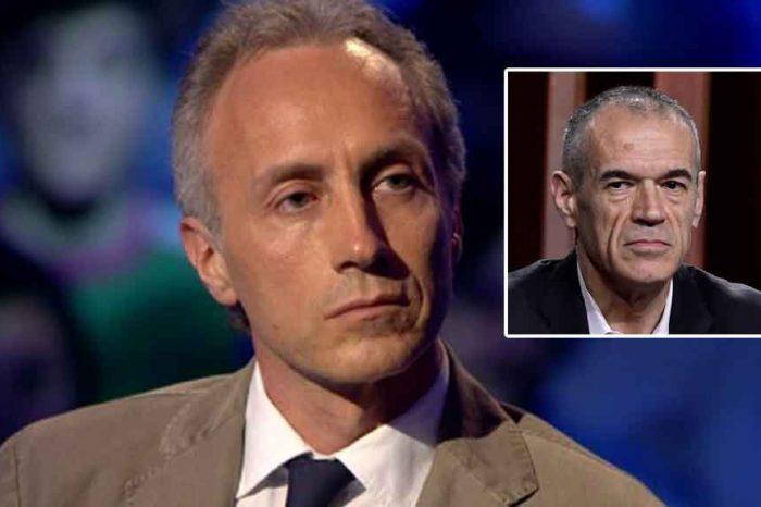 Travaglio: 'Cottarelli da Fazio e da Floris giudicherà il governo che ha fregato il posto al suo'
