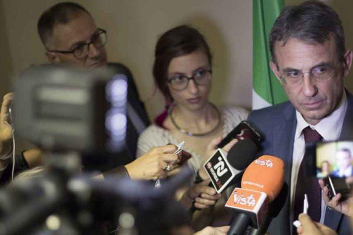 Il ministro dell'Ambiente Costa: 'Con le norme sui fanghi in agricoltura rendiamo più sicuro il nostro cibo'