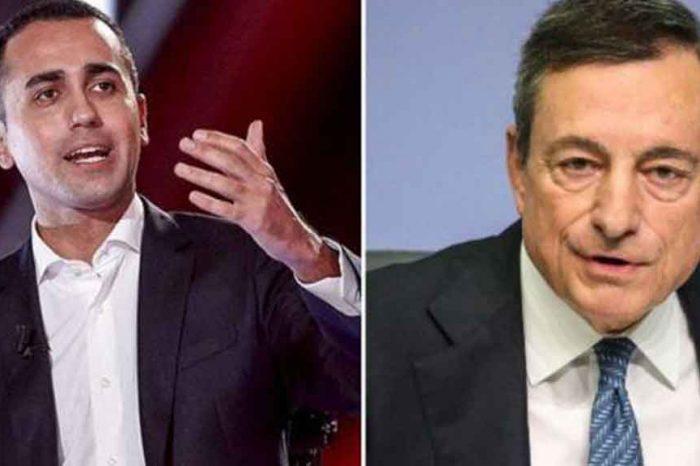 Manovra, Di Maio: 'Ora si deve tifare Italia, invece Draghi avvelena il clima'