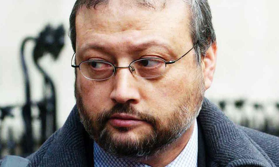 Jamal Khashoggi, Wp: