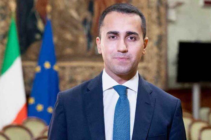 Di Maio: 'La manovra del popolo fa bene all'Italia e ci avvicina all'Europa'