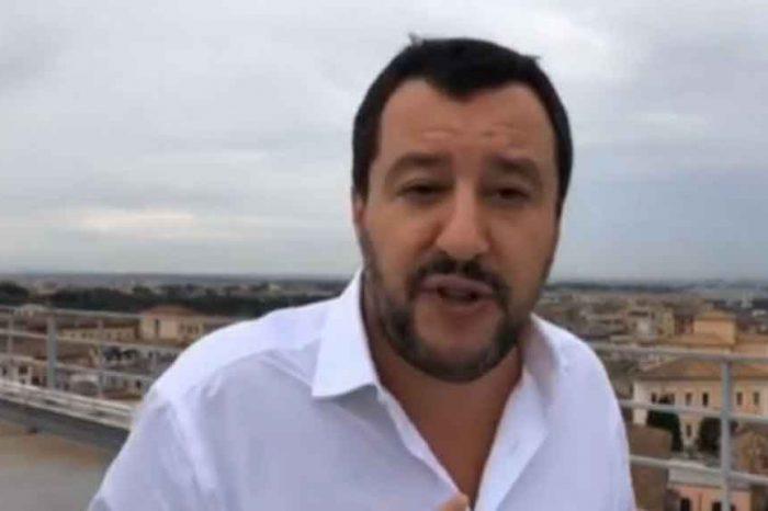 Dl sicurezza, Salvini: 'Chiusura dei negozi etnici per limitare abusi, non è un'iniziativa discriminatoria'