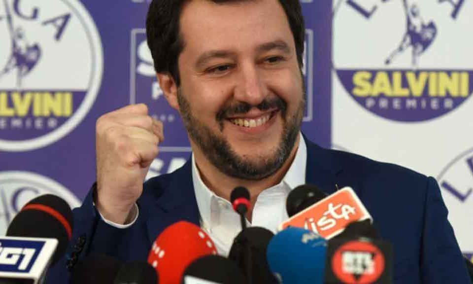 Salvini-esulta