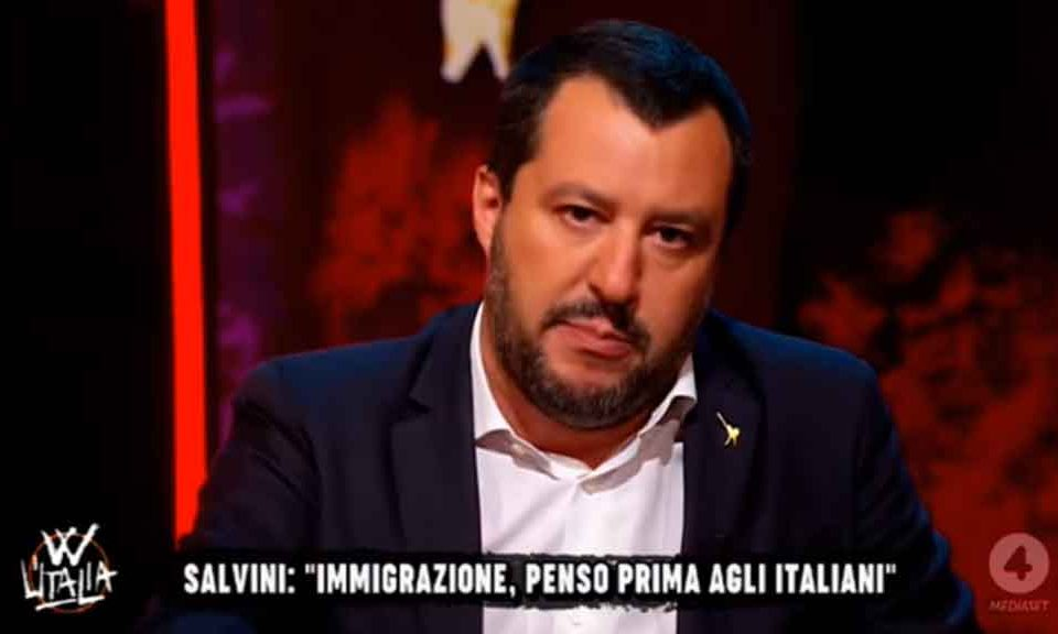 Salvini-immigrazione