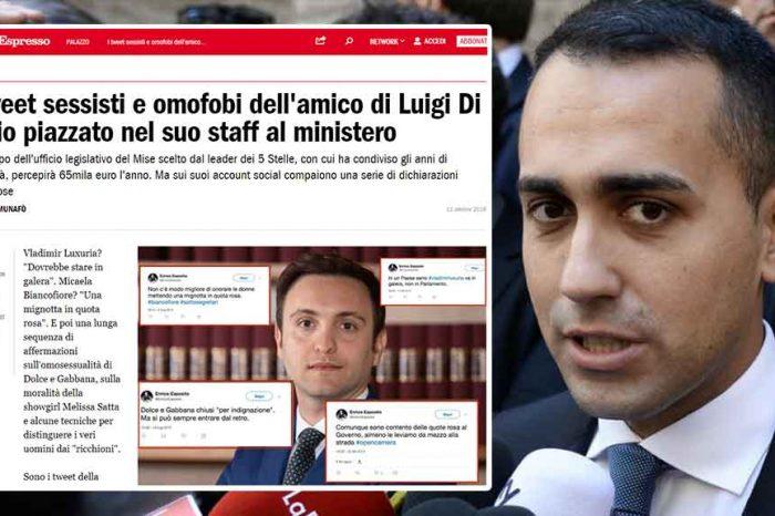 M5S, caso Enrico Esposito: L'Espresso crea la bufala, il web piddino rilancia