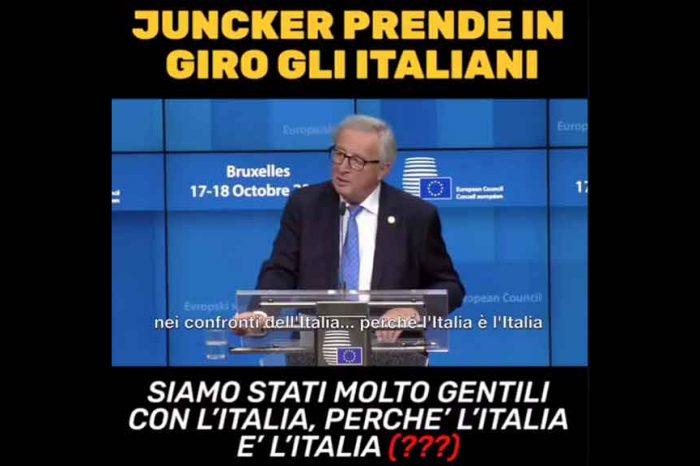 M5S Europa, la denuncia di Castaldo: 'Così Juncker ha preso in giro gli italiani durante l'ultima conferenza stampa'