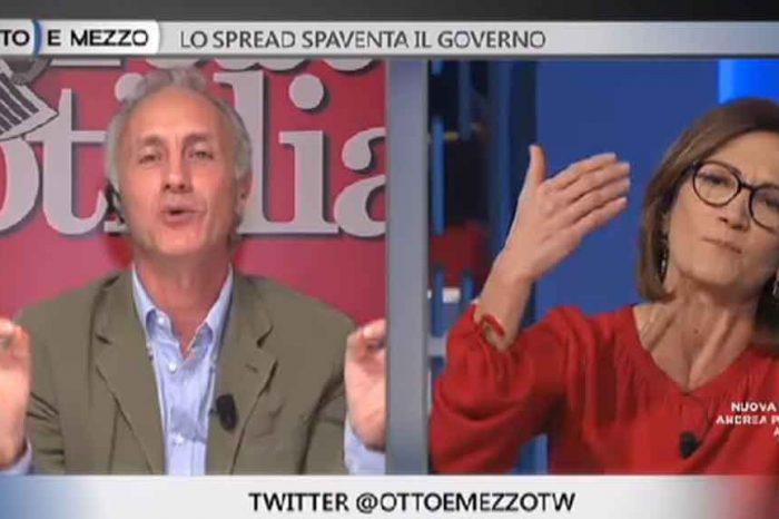 Travaglio replica a Gelmini: 'Manovra contro il popolo? Col reddito di cittadinanza hanno realizzato un vostro punto programmatico'