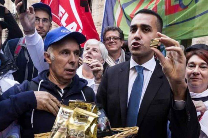 Chiusura Pernigotti, Di Maio: 'Non molleremo i lavoratori: marchio e azienda non sono scindibili'