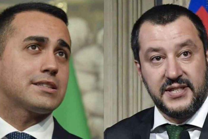 Di Maio: «Riguardo alla gaffe della Lega sulle adozioni, passiamo la mano»