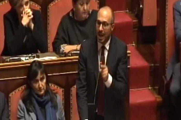 Faraone (Pd) al ministro Fontana: 'A noi fa schifo Casalino e il governo che non lo manda a casa'