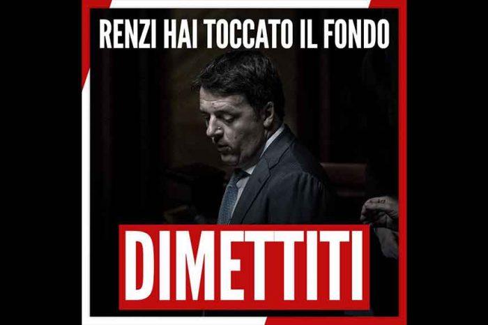 Il M5S chiede le dimissioni di Renzi: 'Strumentalizza una bimba down per infangare Casalino'