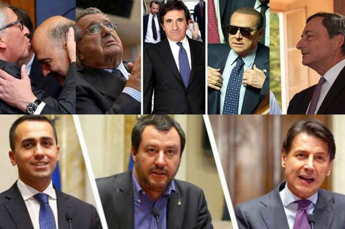 Gli attacchi al M5S si intensificano: i poteri forti di Italia e Ue temono che il consenso per il governo si consolidi