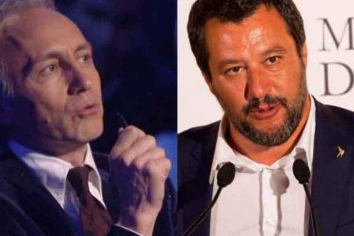 Travaglio: 'Salvini incontrerà gli ultrà? Poi, per combattere la mafia, incontrerà i boss'