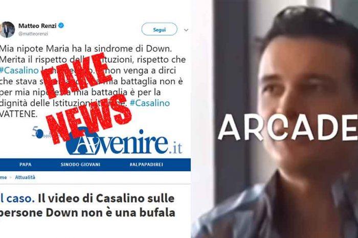 Video Casalino su anziani e down, smascherata la bufala di Renzi e Avvenire pagato con i soldi pubblici