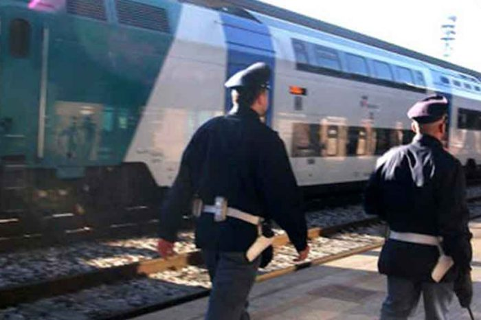 Faenza, capotreno aggredita da un passeggero senza biglietto