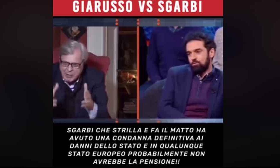 Giarusso-Sgarbi