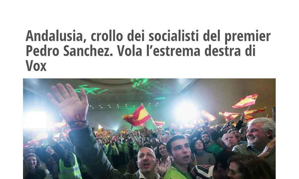 I regimi liberisti e globalisti stanno crollando uno dopo l'altro: dopo Macron e Merkel anche lo spagnolo Sánchez