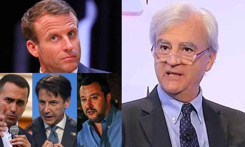 Francia, Rinaldi: 'Con le prevedibili concessioni dopo le proteste dei gilet gialli il deficit dal 2,8 passerà al 3,4 per cento'