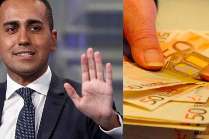 Pensioni d'oro, Di Maio: 'Chi aveva 11mila euro al mese si lamenta dei tagli? Dovrebbe vergognarsi'