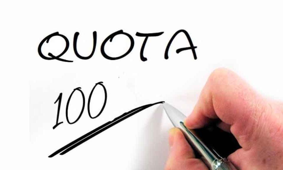 quota-100