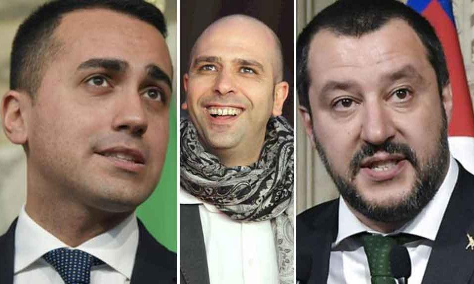 Checco Zalone gira un film sull'immigrazione e irride Salvini e Di Maio