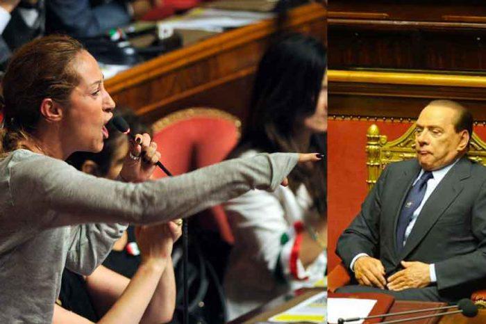 Paola Taverna contro Berlusconi: 'Sono sicura che tra i miei compagni non ci sia nessuno disposto a farsi comprare da lei'