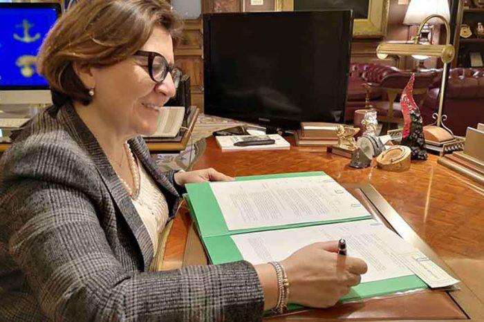 Il ministro della difesa Elisabetta Trenta: 'Ottime notizie sui sindacati militari e sull'ausiliaria'