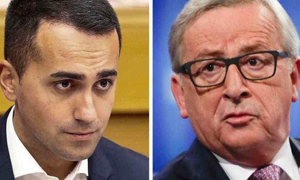 Di Maio,no a lacrime coccodrillo Juncker - Ultima Ora
