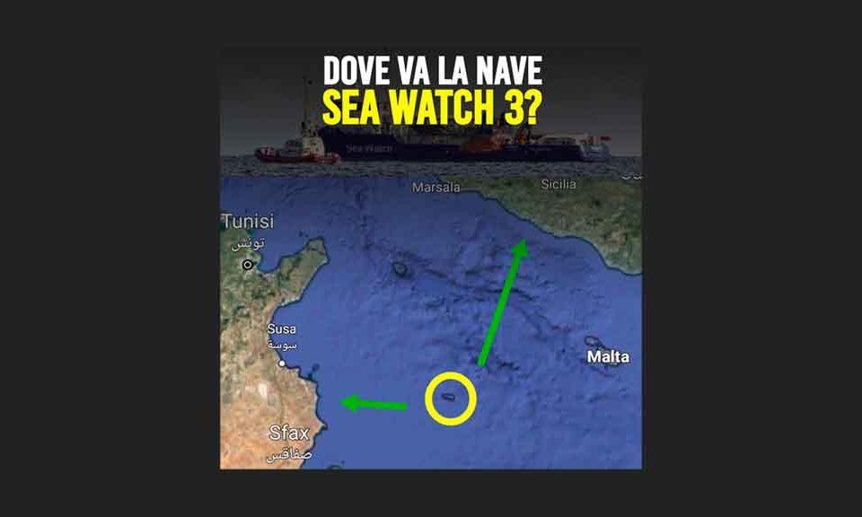 Caso Sea Watch, Toninelli: