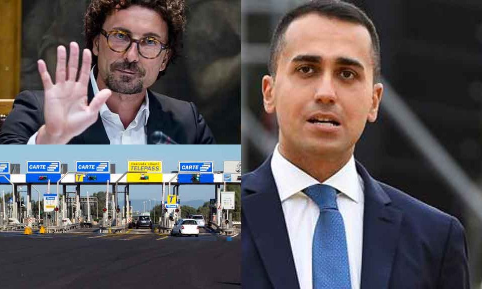 Autostrade, Di Maio: Tariffa unica europea e addio ai caselli - Cronaca