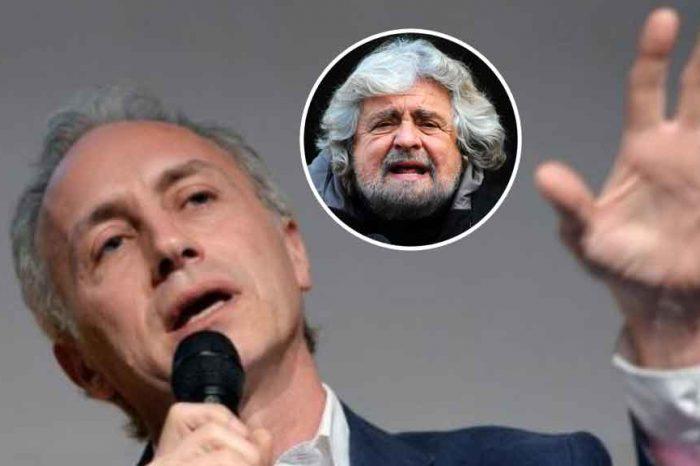 Travaglio: «L'adesione di Beppe Grillo al 'Patto trasversale per la scienza' di Burioni è una non notizia»