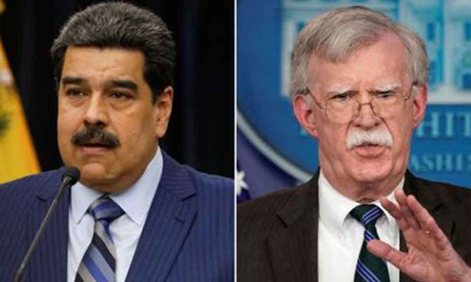 Bolton-e-Maduro