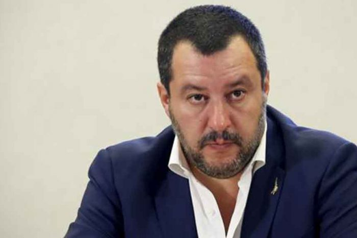 Salvini: «Sentenza vergognosa su richiedenti asilo, faremo ricorso»