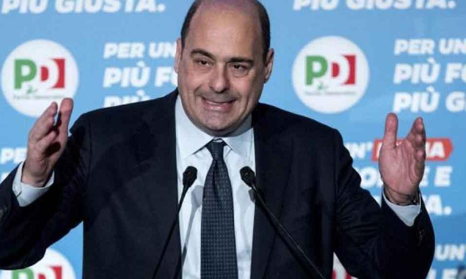 Zingaretti-pd