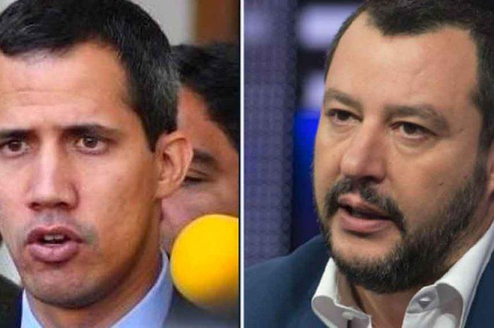 Salvini, vuoi attizzare la guerra civile in Venezuela?