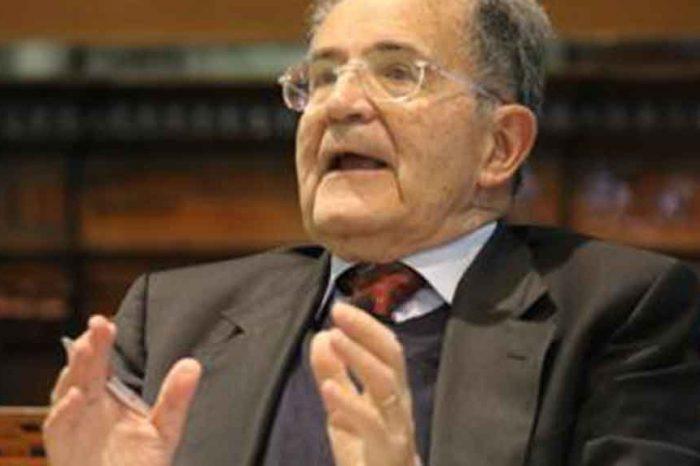 Prodi: «Salvini e i sovranisti vogliono la distruzione dell'Europa, vogliono arretri nel suo ruolo e nel suo potere»