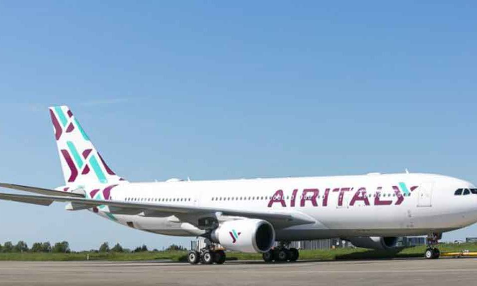 Air Italy rimane a Olbia: